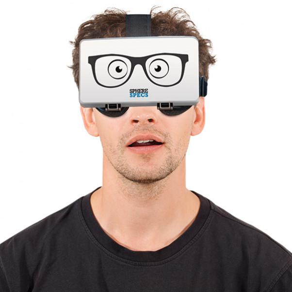 SphereSpecs 3D-Vision-360 Virtual Reality Lasit