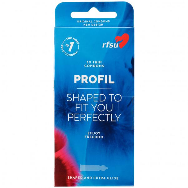 RFSU Profil Kondomit 10 kpl  1