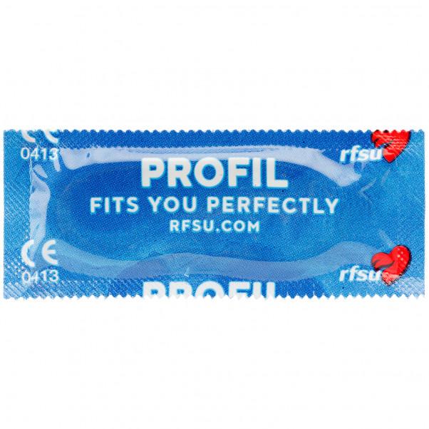 RFSU Profil Kondomit 10 kpl  2