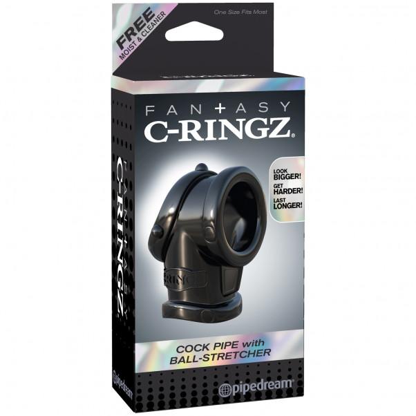 Fantasy C-Ringz Cock Pipe ja Ball Stretcher  3