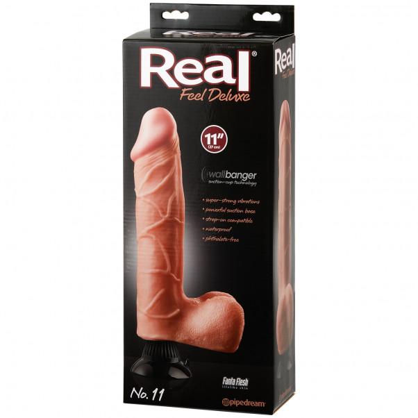 Real Feel Deluxe No. 11 Dildovibraattori 28 cm kuva tuotepakkauksesta 90