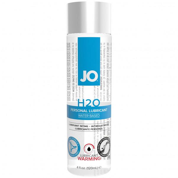 System JO H2O Lämmittävä Liukuvoide 120 ml  1