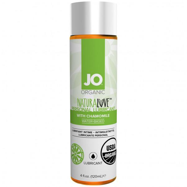 System JO Organic Luomuliukuvoide 120 ml -TESTIVOITTAJA  1