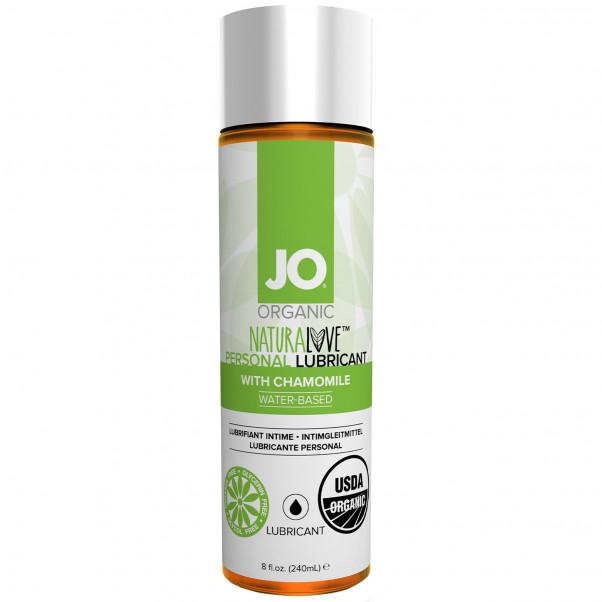 System JO Organic Økologisk Glidecreme 240 ml - TESTVINDER  1