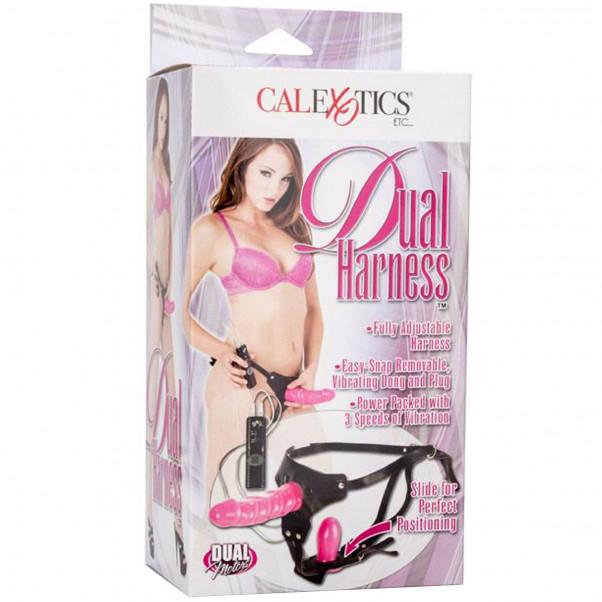 CalExotics Dual Harness Vibraattorilla  2