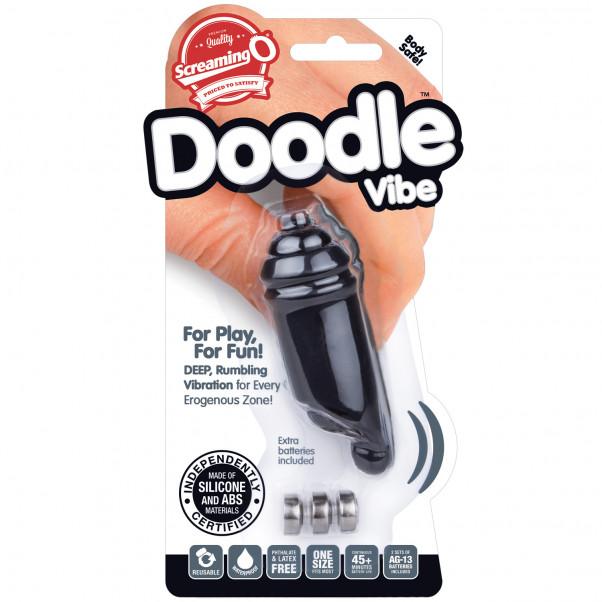 Screaming O Doodle Vibe Klitorisvibraattori kuva tuotepakkauksesta 90