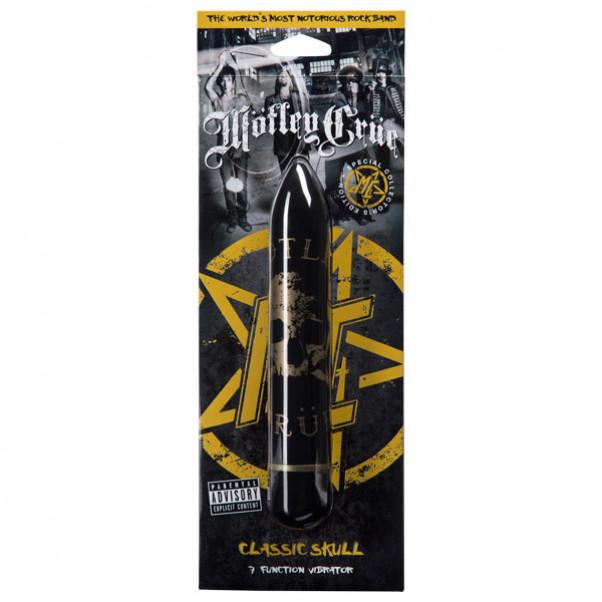 Mötley Crüe Classic Skull 7 Function Vibraattori