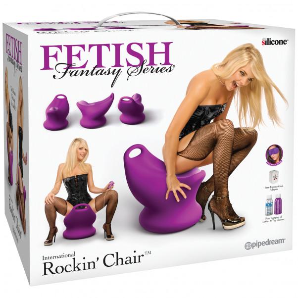 Fetish Fantasy International Rockin' Chair Seksituoli  10
