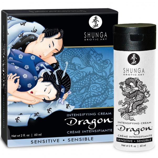 Shunga Dragon Sensitive Stimuloiva Voide 60 ml  2
