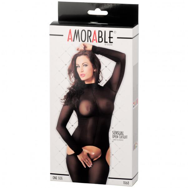 Amorable by Rimba Sensual Catsuit Bundløs Pack 90