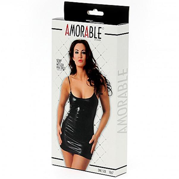Amorable by Rimba Sexy Wetlook Minimekko  3
