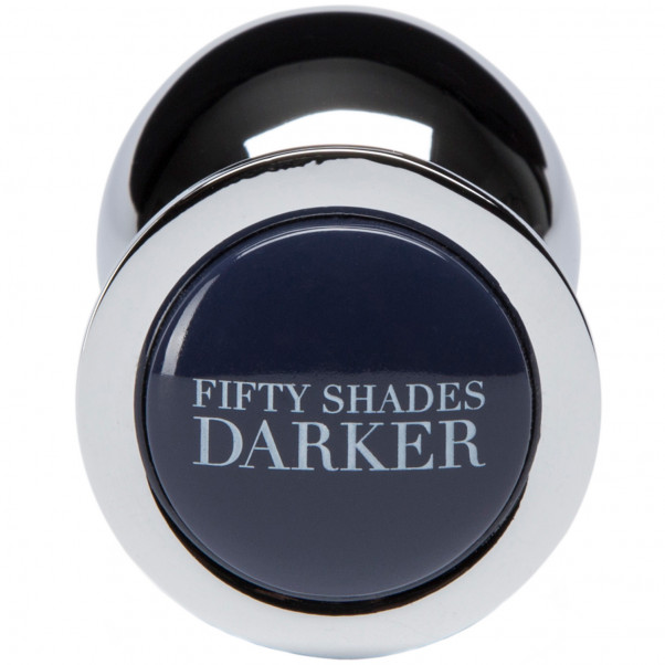 Fifty Shades Darker Beyond Erotic Teräksinen Anustappi  3