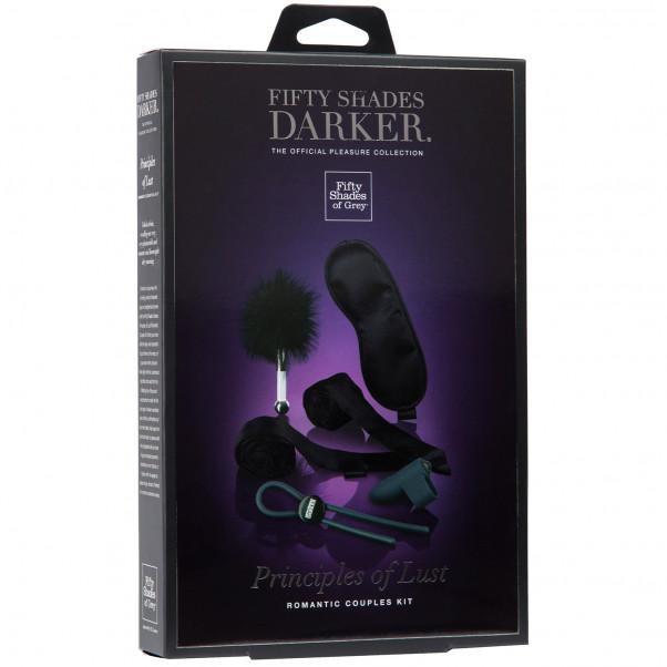 Fifty Shades Darker Principles of Lust Romanttinen Parisetti  8