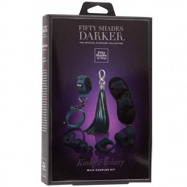 Fifty Shades Darker Kinky Fuckery Villi Parisetti  8
