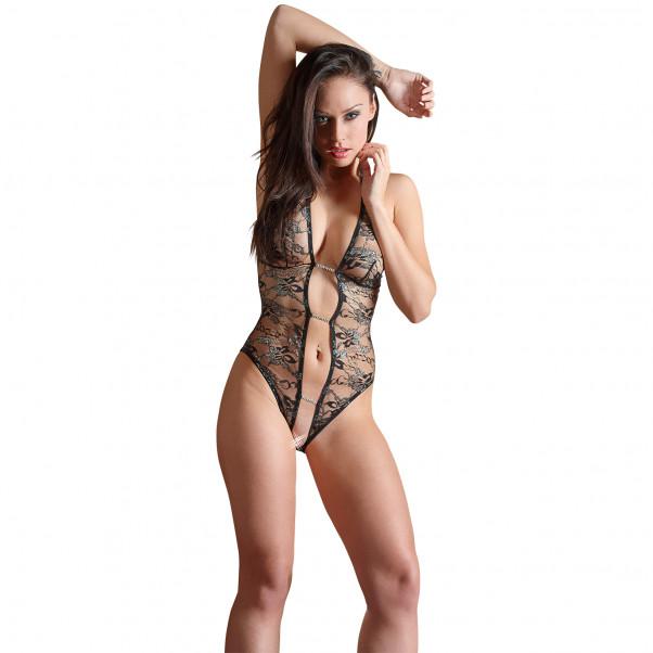 Abierta Fina Pitsinen Body tuote mallin yllä 1