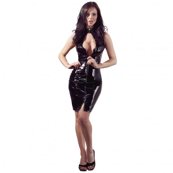 Black Level PVC-mekko Nyörityksellä  2