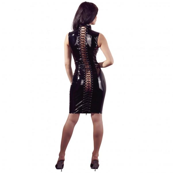 Black Level PVC-mekko Nyörityksellä  4