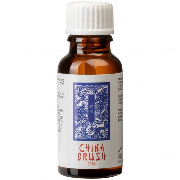 China Brush Viivästysgeeli 20 ml  1