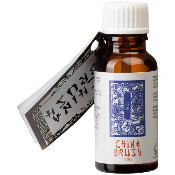 China Brush Viivästysgeeli 20 ml  100