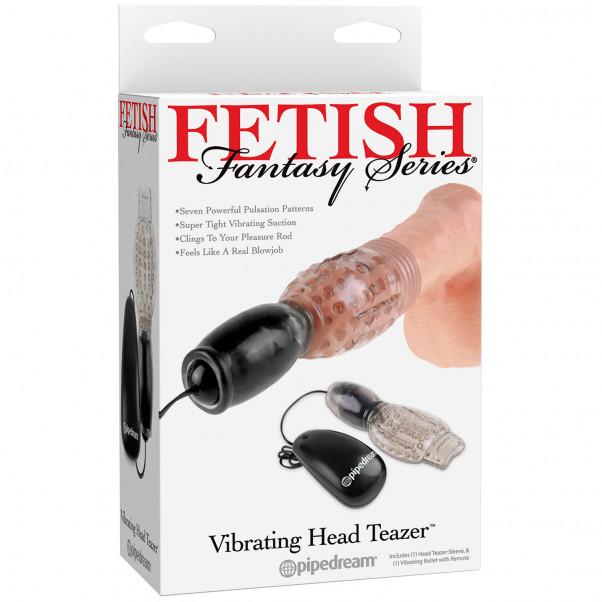 Fetish Fantasy Vibrating Head Teazer Masturbaattori  10