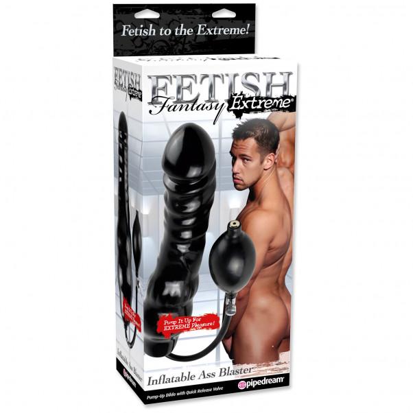 Fetish Fantasy Pumpattava Ass Blaster Dildo 28 cm  10