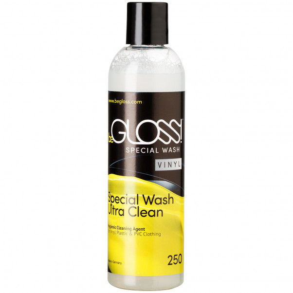 beGLOSS Special Wash Vinyylille 250 ml  1