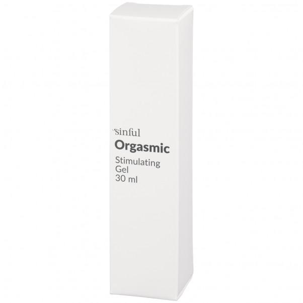 Sinful Orgasmic Stimulerende Gel 50 ml Pack 90