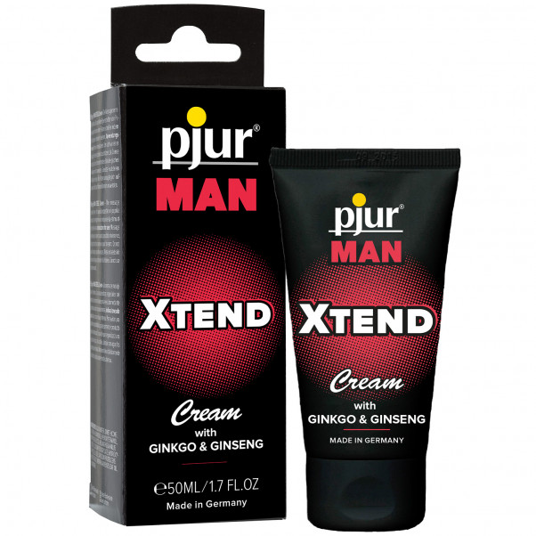 Pjur Man Xtend Stimuloiva Voide 50 ml  1
