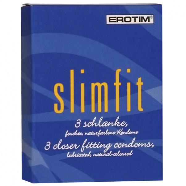 Erotim Slimfit Kondomit 3 kpl