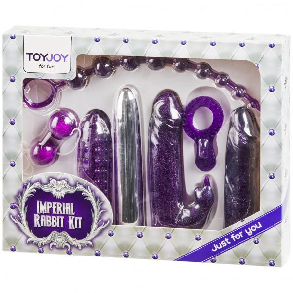 Toy Joy Imperial Rabbit Setti kuva tuotepakkauksesta 90