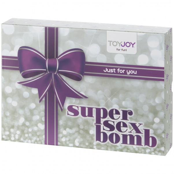Toy Joy Super Sex Bomb Parisetti kuva tuotepakkauksesta 90
