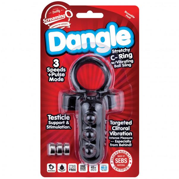 Screaming O Dangle Penisring med Vibrator