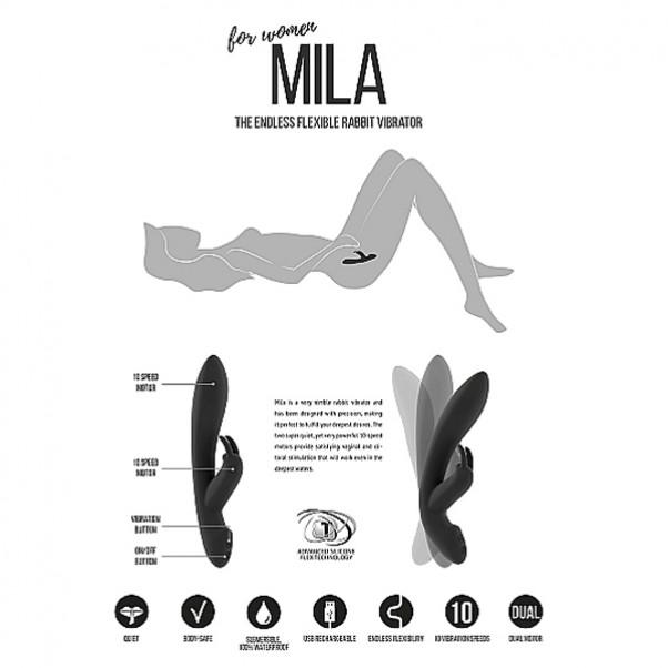 Jil Mila Rabbit Vibraattori