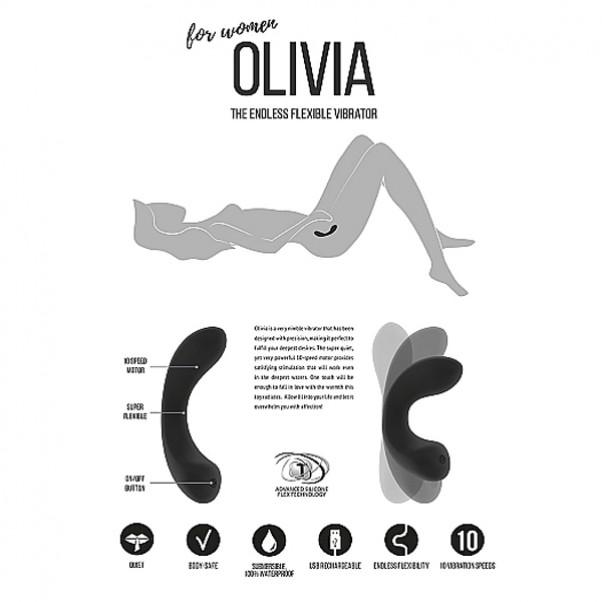 Jil Olivia G-pistevibraattori