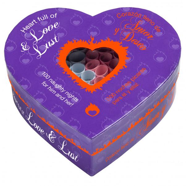 Heart Full of Love and Lust Eroottinen Peli Pareille  2