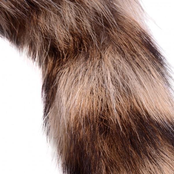 Tailz Fox Tail Lasinen Anustappi Hännällä  3