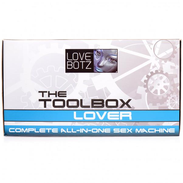 LoveBotz Toolbox Lover Seksikone  10