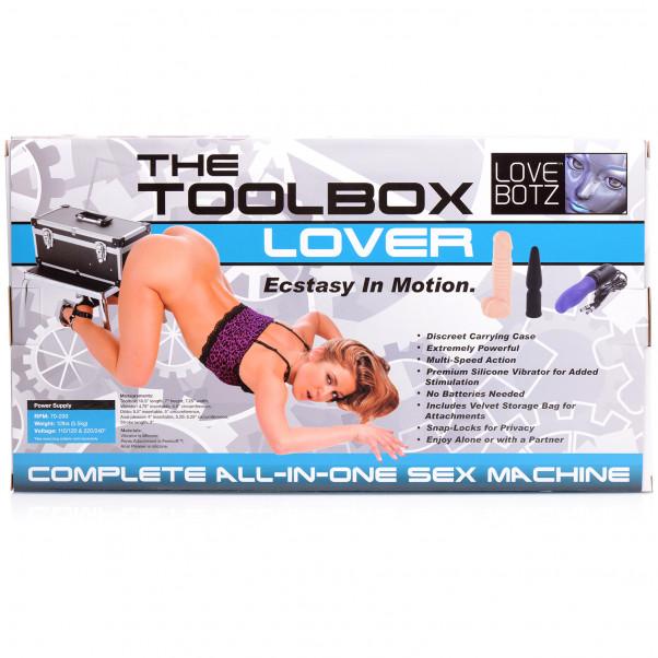 LoveBotz Toolbox Lover Seksikone  11