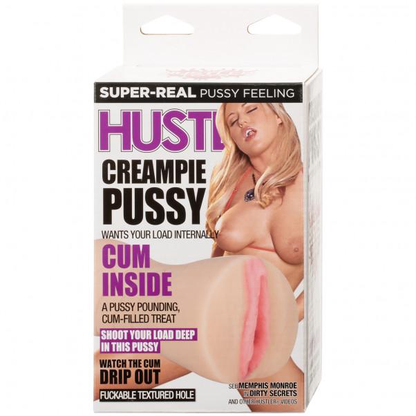 Hustler Creampie Pussy Masturbaattori  100