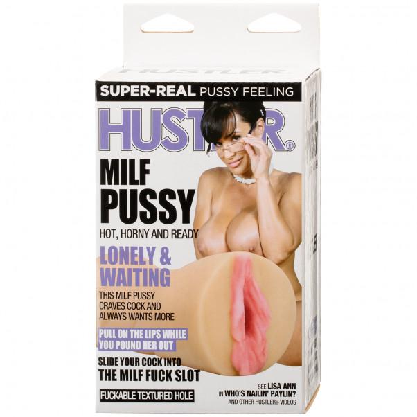Hustler Milf Pussy Masturbaattori  100