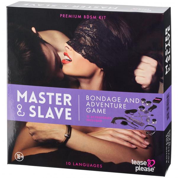 Master & Slave Bondage-peli Pareille kuva tuotepakkauksesta 90