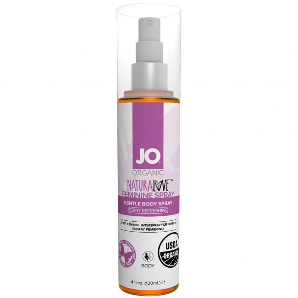 System JO Organic Luonnonmukainen Suihke Naisille 120 ml  1