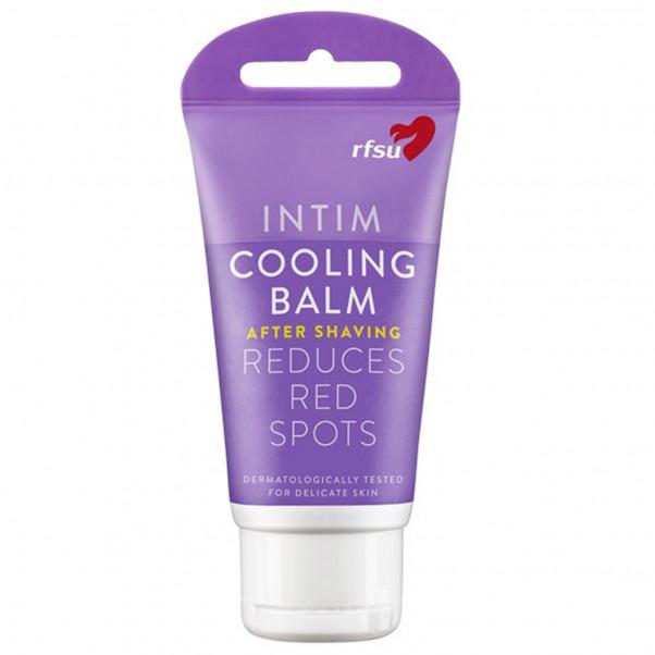 RFSU Intim Cooling Balm After Shave Geeli 40 ml  1