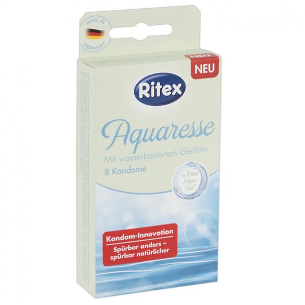Ritex Aquaresse Kondomit 8 kpl