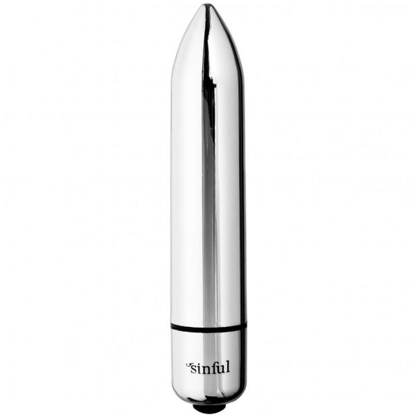 Sinful 10-Speed Magic Silver Bullet Vibraattori Tuotekuva 1