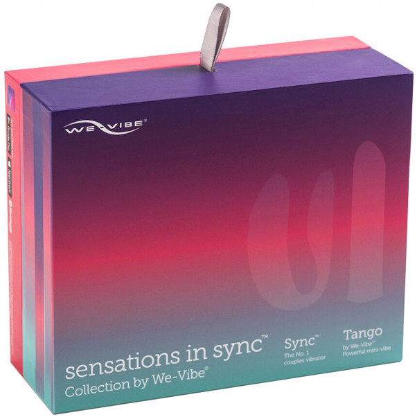 We-Vibe Sensations in Sync Vibraattorisetti  5