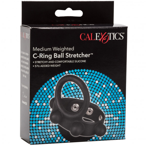 CalExotics Weighted C-Ring Ball Stretcher  4