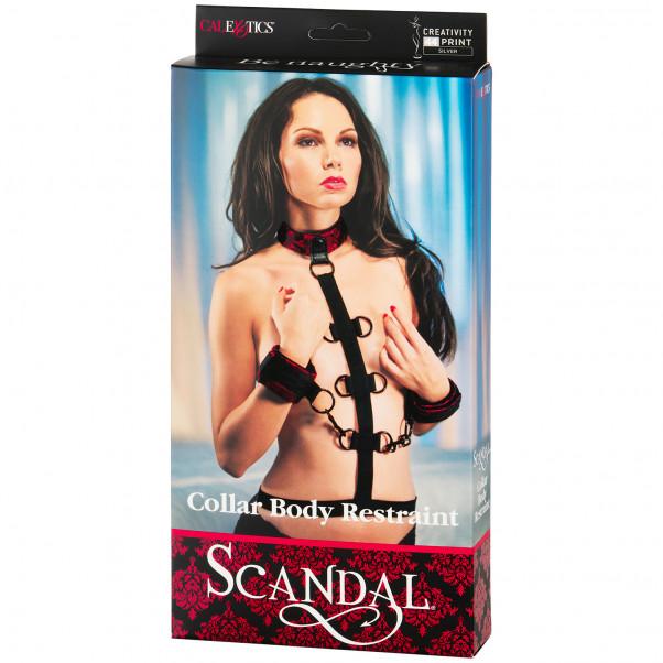 Scandal Collar Body Restraints Sidontavaljaat kuva tuotepakkauksesta 90