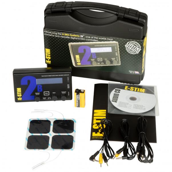 E-Stim 2B Elektro Power Box Setti  3