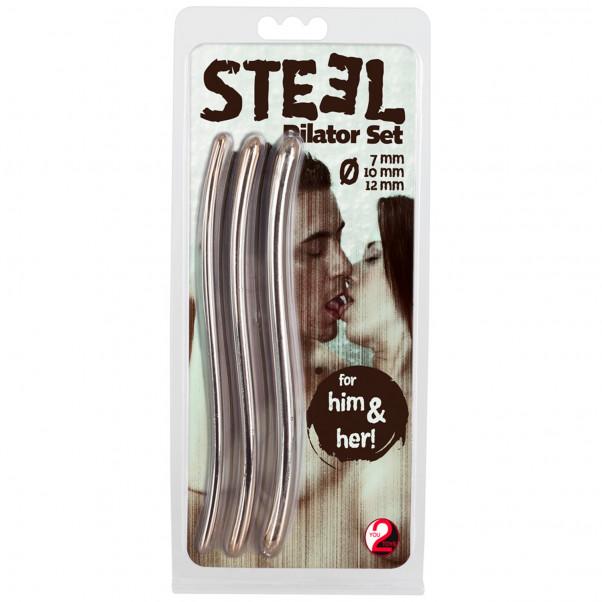You2Toys Steel Dilator Setti  4